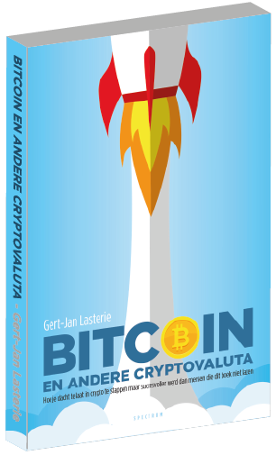 Boekcover Bitcoin en andere cryptovaluta
